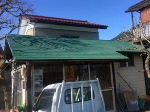 東京都清瀬市S様野菜販売所
